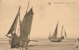 CPA - Belgique - Blankenberge - Blankenberghe - Barques De Pêche - Blankenberge