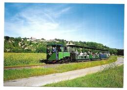 Saint Lieux Les Lavaur Le Train Revient à Saint Lieux Publication ACOVA-CFTT Toulouse N° 22 Cliché F. Saussède - Autres Communes
