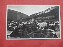 Goisern  Salzkammergut  Ref 3414 - Bad Goisern