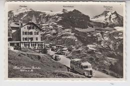 BF24 - HOTEL KLAUSEN PASSHÖHE - Voitures Anciennes - Mini Bus - UR Uri