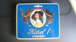 Boite Karel I Perfect 20 Sigaren Amarillo - Around Cigars