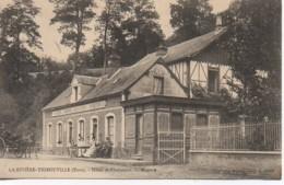 27 LA RIVIERE-THIBOUVILLE  Hôtel De L'Industrie - Andere Gemeenten