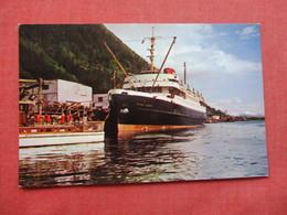 Prince George-- Canada   Ref 3414 - Steamers