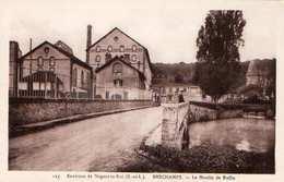 28 - BRECHAMPS -LE MOULIN DE RUFFIN - France