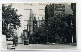 Victoria Australia Melbourne Homeopathic Pharmacy Original 1930s Photo - Melbourne