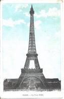 P063 - Paris - Tour Eiffel - Tour Eiffel