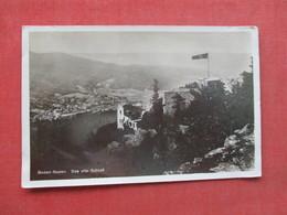 Germany > Baden-Wurttemberg > Baden-Baden Nazi Flag    Ref 3414 - Baden-Baden