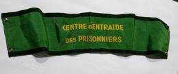 FRANCE - BRASSARD Centre D' ENTRAIDE Des PRISONNIERS (33x8 Cm) - Patches