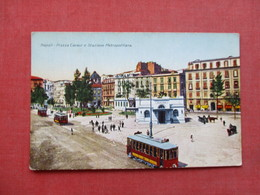 Italy > Campania > Napoli (Naples) Trolleys    Ref 3414 - Napoli (Naples)