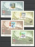 Fiji - Special Set Of Sheets With Stamps SUMMER OLYMPICS BEIJING 2008 - Summer 2008: Beijing
