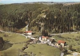 GRAUFTHAL - ESCHBOURG - VALLÉE DE LA ZINSEL - BAS-RHIN - (67) - CPSM DENTELÉE EN COULEUR.. - Schirmeck