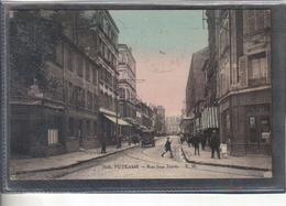 Carte Postale 92. Puteaux  Rue Jean Jaurès   Très Beau Plan - Puteaux