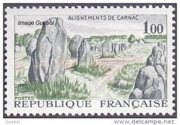 France Architecture N° 1440 ** Site - Les Alignements De Kermario à Carnac (Morbihan) - Other