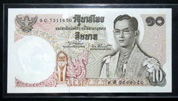 Thailand Banknote 10 Baht Series 11 P#83 SIGN#41 UNC - Thailand