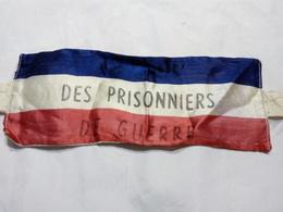 FRANCE - BRASSARD De L' Association Départementale Des PRISONNIERS De GUERRE (26x10 Cm) - Patches