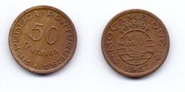 Mozambique 50 Centavos 1957 - Mozambique