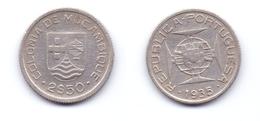 Mozambique 2.50 Escudos 1935 - Mozambique