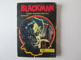Blackman - Magazines