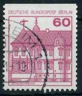 BERLIN DS BURGEN U. SCHLÖSSER Nr 611C Gestempelt X91D5DA - [5] Berlín