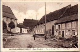 67 WOLFSKIRCHEN - Rue Du Village, épicerie WILHELM - France