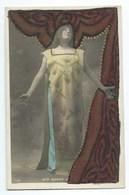 ARTISTE Sarah Bernhardt    Modifié Paillettes - Artistes