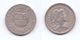 Brazil 200 Reis 1928 - Brésil
