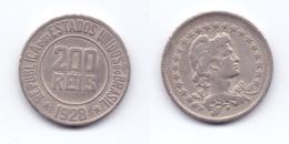 Brazil 200 Reis 1928 - Brazil
