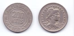 Brazil 200 Reis 1932 - Brésil