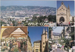 LIMOUSIN: BRIVE:  , DEBAISIEUX 1989  N° 19.22 (Corrèze) - Illustrateurs & Photographes