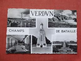 VERDUN VERDVN  Champs De Bataille   Ref 3415 - Verdun