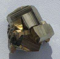 Pyrite (Bulgarie) - Minéraux