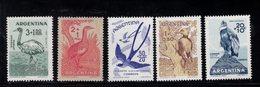 782391878 1960 SCOTT B22 B23 B24 CB17 CB18 POSTFRIS  MINT NEVER HINGED EINWANDFREI  (XX) -  BIRDS - Neufs