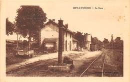 71-ISSY-L'EVÊQUE- LA GARE - Andere Gemeenten