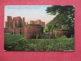 Kenilworth Castle & Mortimer's Tower Ref 3415 - Worcestershire