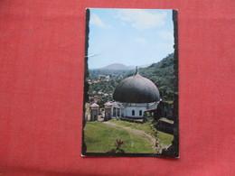 Chapel Of San Souci  Palace Milot Crease On Border  Haiti Ref 3415 - Haiti