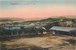 "CPA NOUVELLE CALEDONIE ""Nouméa, La Rade Et La Ville"" - Nuova Caledonia"