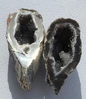 Agate  Géode Du Brésil - Minéraux