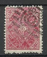 INDIA INDIEN 1908 Travancore O - Travancore