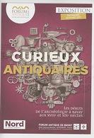 """Bavay (Nord) Forum Antique 2019""""Curieux Antiquaires"""" Débuts De L'archéologie XVIIIè Et XIXè S. - Bavay"""