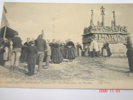 C.P.A.- Saint Jean Trolimon (29) - La Procession Du Pardon - 1910 - SUP (BQ 98) - Saint-Jean-Trolimon