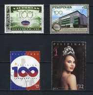 Filippine Philippines Philippinen Pilipinas 2019 Universe, Victorias, Etc.. 4 Stamps - USED (see Photo) - Filippine