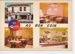 63 SAINT BONNET Hôtel Restaurant Les Routiers , Multivue ,terrasse ,bar - Autres Communes