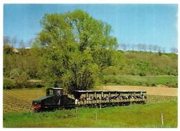 Saint Lieux Les Lavaur Locotracteur Crochat N° 2 Publication ACOVA-CFTT Toulouse N° 5 - Autres Communes