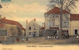 77.n°58572.voisins-quincy.place Du Marronnier.carte Toilé - Autres Communes