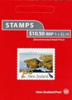 New Zealand 2012 Scenic $2.10 Stewart Island Mint Booklet - Markenheftchen