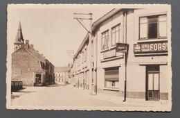 Aalter - Bellemstraat - Wwe Laroy, Rookartikelen, Statiestraat - Uit. Bobby - Vers 1950 - Pub Bière Wiel's - Cafe Forst - Aalter