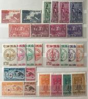 Viet-Nam Sud - 1963 Année Complète - Y&T N°204 à 229 - Neuf*/** - (W1142) - Vietnam