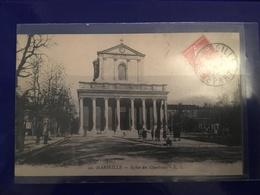 Ancienne Carte Postale - Marseille - Marsella
