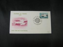 """BELG.1983 2089 FDC ( Houthalen ) :  """"Journée Du Timbre / Dag Vd Postzegel 1983 """" - 1981-90"""