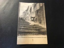 Vieux MARSEILLE - 127 - Tout En Haut De La Montée Des Accoules - Vieux Port, Saint Victor, Le Panier